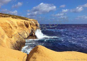 Gozo Sea Cliffs